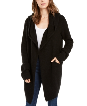 French Connection Tops HOODED CARDIGAN