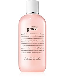Amazing Grace Shampoo, Bath & Shower Gel, 8.11-oz.