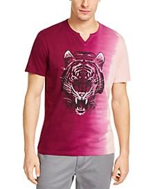 INC Men's Jennings Tiger T-Shirt, Created For Macy's