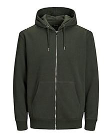 Men's Long Sleeve Full Zip Hoodie