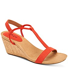 Mulan Wedge Sandals, Created For Macy's