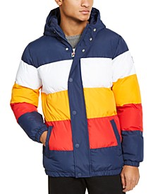 Men's Giovanni Colorblock Puffer Jacket