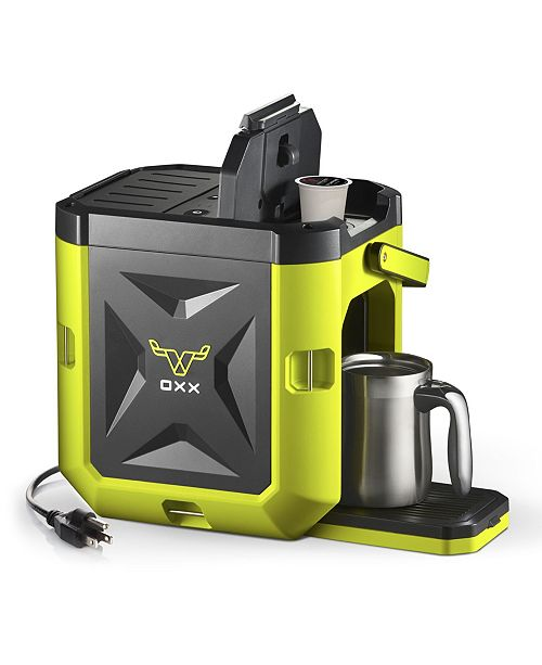OXX Rugged Camping Single Serve Coffee Maker