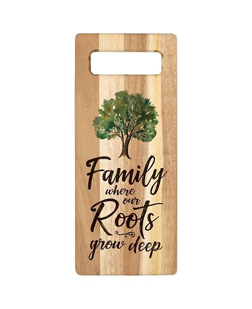 P Graham Dunn Family Where Our Roots Grow Deep Wall Art