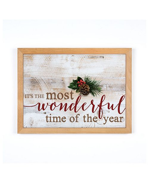 P Graham Dunn It'S The Most Wonderful Time Of The Year Wall Art