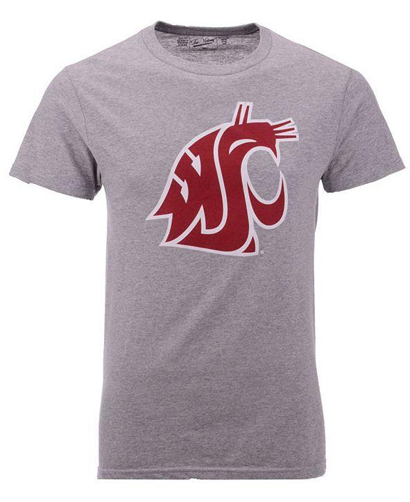 New Agenda Men's Washington State Cougars Big Logo T-Shirt