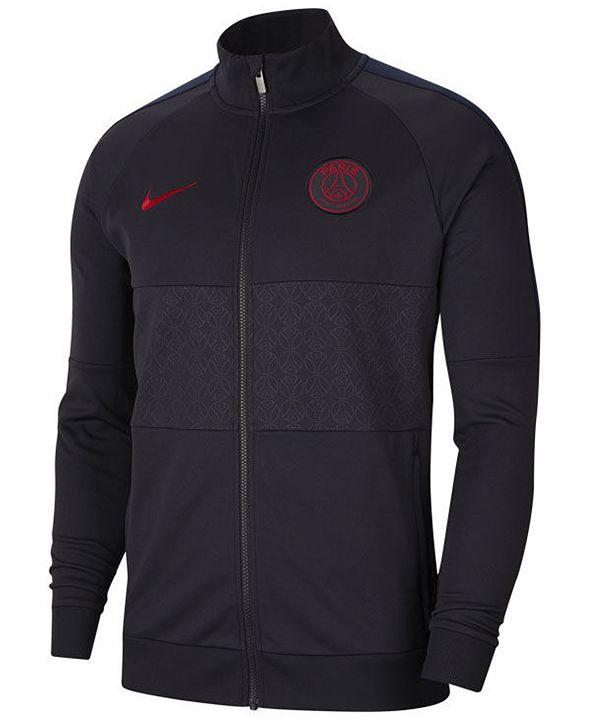 Nike Men's Paris Saint-Germain Club Team I96 Jacket