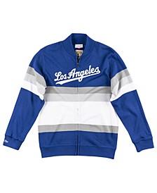 Men's Los Angeles Dodgers Authentic Sweater Jacket