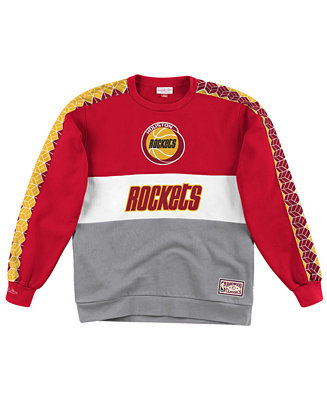 Men's Houston Rockets Leading Scorer CrewSweatshirt by General