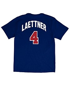 Men's Christian Laettner Team USA Player T-Shirt