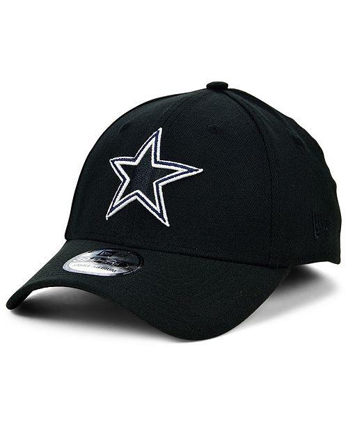 New Era Dallas Cowboys Logo Elements 2.0 39THIRTY Cap