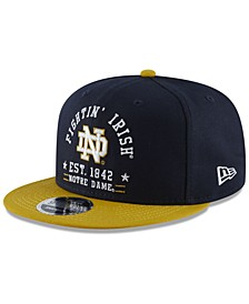 Notre Dame Fighting Irish Lifestyle Arch 9FIFTY Snapback Cap