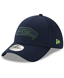 Seattle Seahawks 2 Tone Mold 39THIRTY Cap