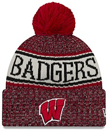 Wisconsin Badgers Sport Knit Hat