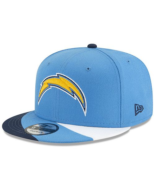 New Era Los Angeles Chargers Curve 9FIFTY Cap
