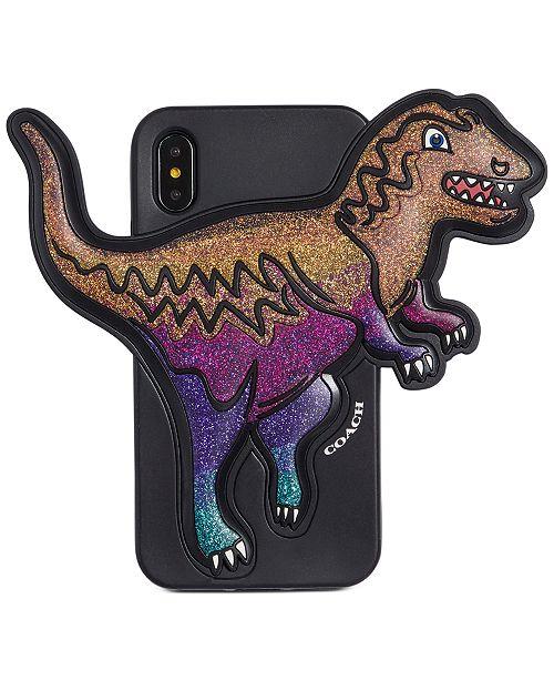 COACH Rexy iPhone X Case