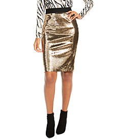 Sequined Skirt, Created For Macy's