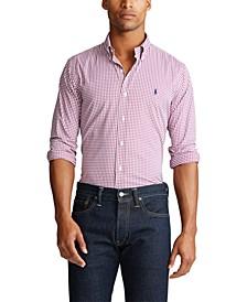 Men's Classic Fit Performance Twill Shirt