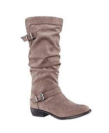 Meris Little Kid and Big Kid Girls Fashion Tall Boot