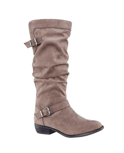 Nina Meris Little Kid and Big Kid Girls Fashion Tall Boot
