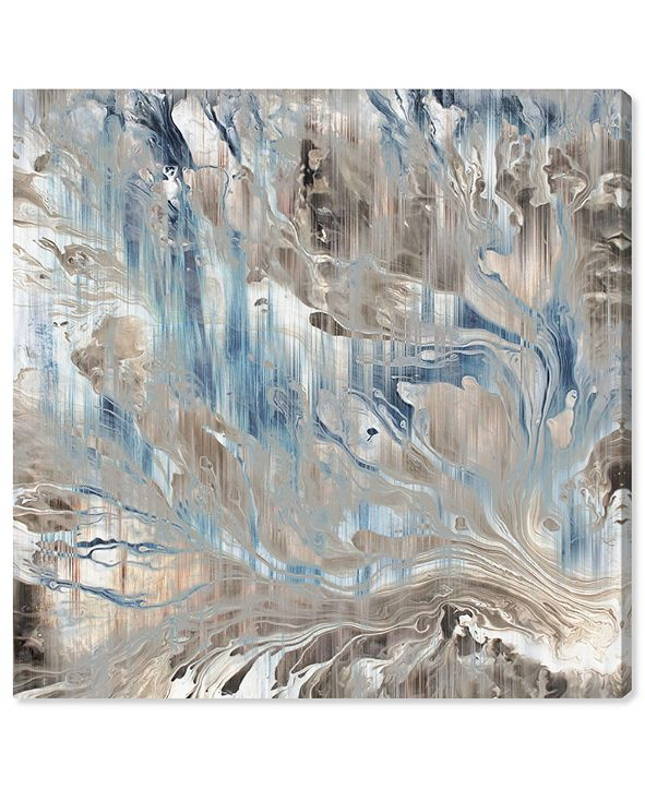 "Oliver Gal Marmolato Canvas Art, 16"" x 16"""