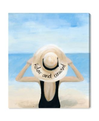 Relax Unwind Canvas Art, 20