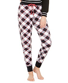 Women's Velour Pajama Pants, Created for Macy's