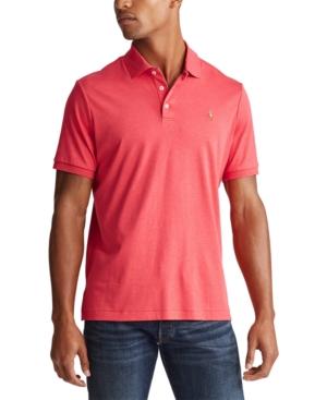 Polo Ralph Lauren Men's Custom Slim Fit Cotton Polo, Created for Macy's