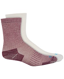 Women's 2-Pk. Crew Socks