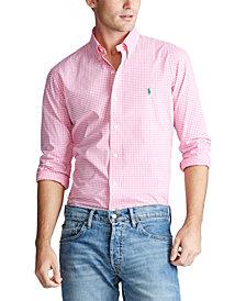 Polo Ralph Lauren Men's Classic Fit Stretch Shirt