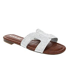 Ophelia Flat Sandals