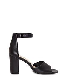 Sherron Block-Heel Sandals