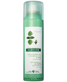 Dry Shampoo With Nettle, 3.2-oz.