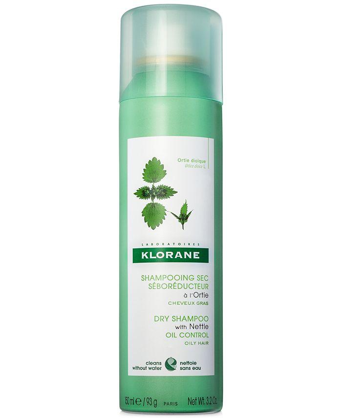 Klorane - Dry Shampoo With Nettle, 3.2-oz.
