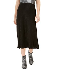 Shimmer Midi Skirt, Created For Macy's