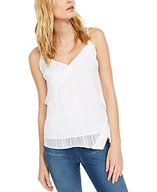 INC Shadow-Striped Cami Top, Created For Macy's