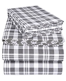 Flannel Sheet Set, Full