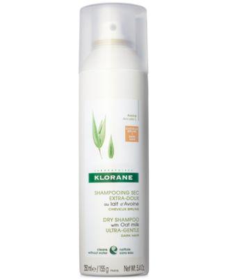 Klorane Dry Shampoo With Oat Milk - Natural Tint, 5.4-oz.