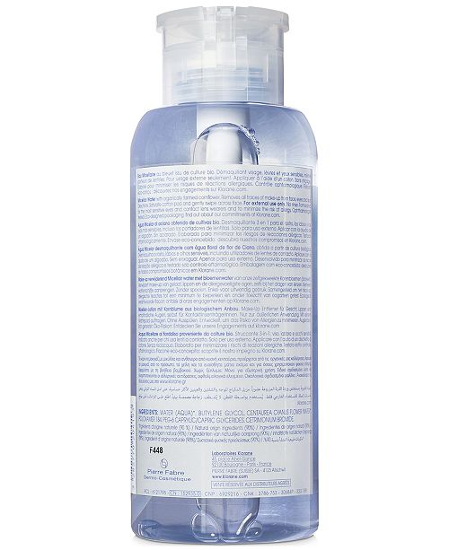 Klorane Micellar Water With Organically