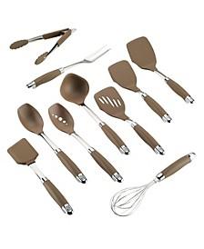 SureGrip Nylon Nonstick Kitchen Utensil 10-Pc. Set