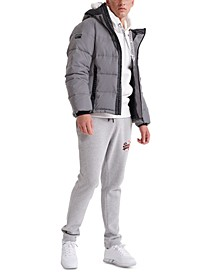 Men's Reflector Quilted Jacket