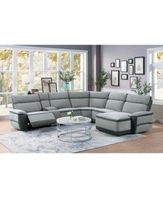 Jareth 5pc Sectional Sofa