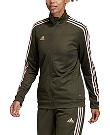 Tiro 3-Stripe Track Jacket