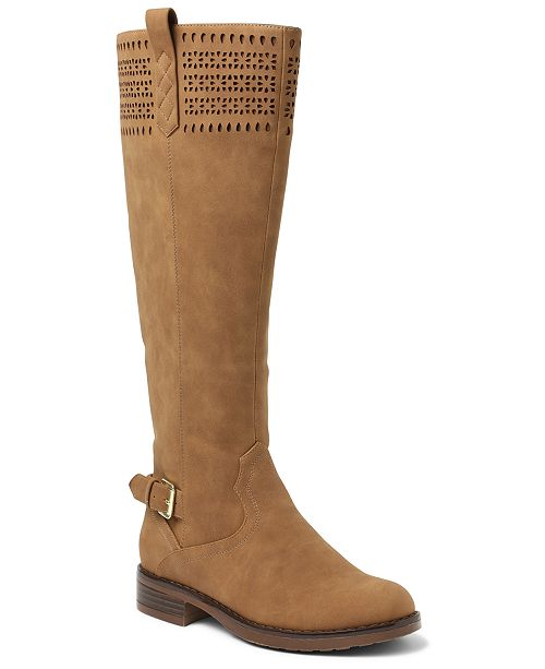 XOXO Steiber Tall Riding Boots