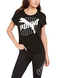 Modern Sport Logo T-Shirt