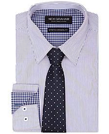 Men's Modern-Fit Dress Shirt & Tie