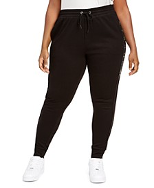 Trendy Plus Size Jogger Pants