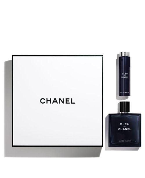 CHANEL  Men's 2-Pc. BLEU DE CHANEL Eau de Parfum Twist & Spray Set