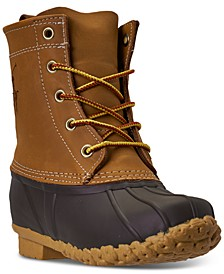 Little Boys Ewan Duck Boots from Finish Line
