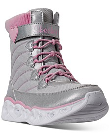 Little Girls S Lights Heart Chaser Boots from Finish Line